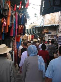 Tunis - Altstadt Tunis