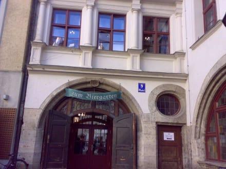 Hofbräuhaus - Hofbräuhaus München