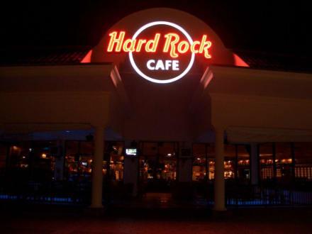 Hard-Rock-Café Rio de Janeiro - Hard Rock Café (geschlossen)