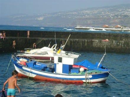 Hafen - Fischereihafen Puerto de la Cruz