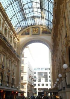 Galleria Vittorio Emanuele II - Galleria Vittorio Emanuele II