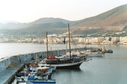 Hersonissos - Hafen - Yachthafen Chersonissos/Hersonissos