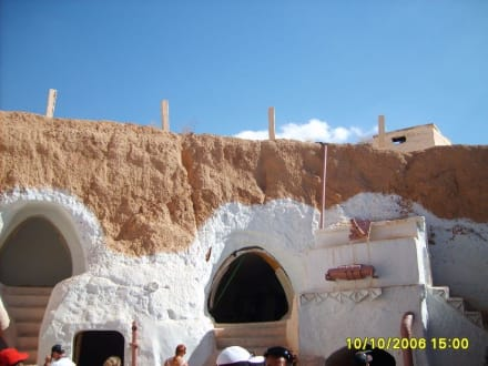 matmata - Höhlenwohnungen