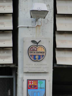 Sonstige Gebäude - Camp Nou Stadion