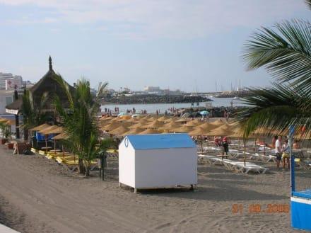 Costa Adeje Playe del Fanabe - Strand Playa de Fanabe