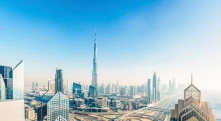 Burj Khalifa ex Burj Dubai - Burj Khalifa