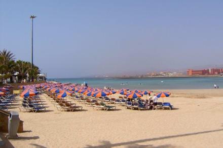 Strand - Strand Playa del Castillo