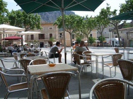 Marktplatz von Pollensa - Plaza Major