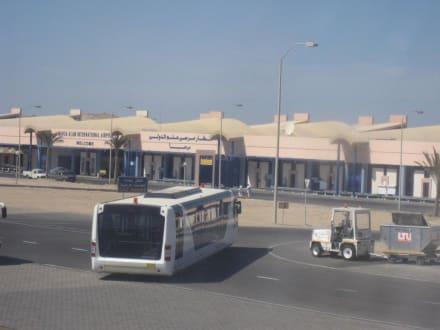 Flughafen Marsa Alam Bild Flughafen Marsa Alam Rmf In Marsa Alam