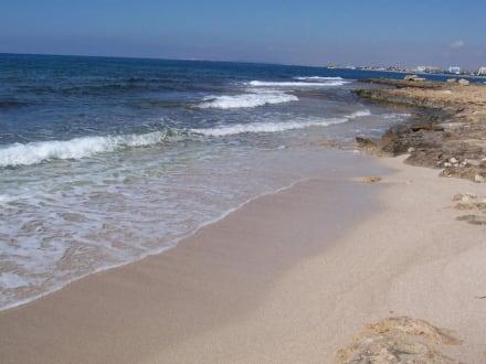 Einsamer Strand - Strand Ayia Napa/Agia Napa