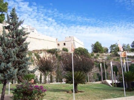 Altstadt von unten - Altstadt Dalt Vila Ibiza