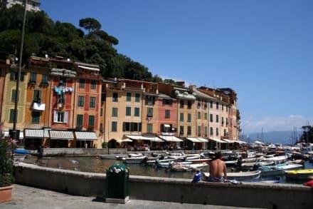 Traummhaft schönes Örtchen - Yachthafen Portofino