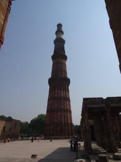 In der Anlage - Qutb Minar Complex