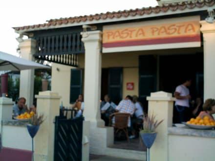 Pasta Pasta - Pasta Pasta am Hafen