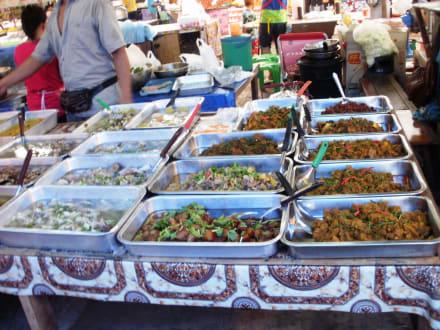 Endlich mal thailändisch - Markt