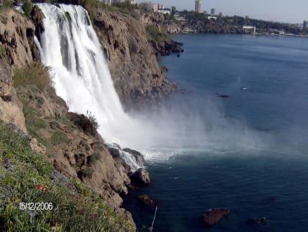 Wasserfall05 - Unterer Düden Wasserfall / Karpuzkaldiran Şelalesi