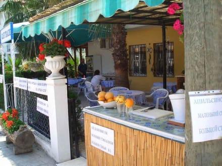 Cafe Traude dort stillt man seinen Hunger - Cafe Traude (geschlossen)