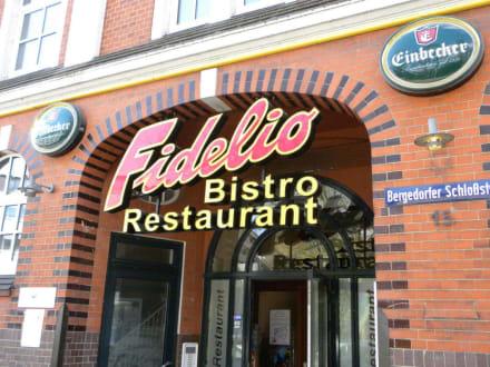 bistro restaurant fidelio in hamburg bergedorf holidaycheck. Black Bedroom Furniture Sets. Home Design Ideas