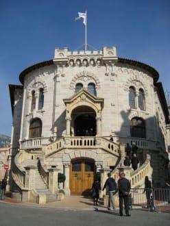 Justizpalast von Monaco - Justizpalast