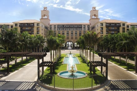 Lopesan Costa Meloneras Entrance -