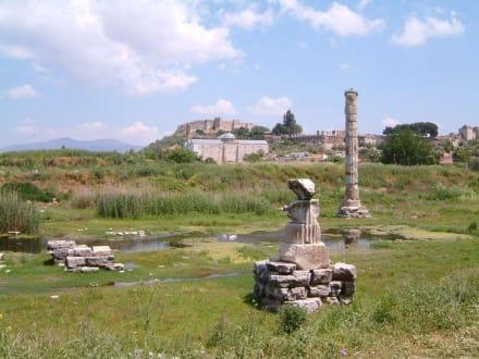 Artemis Tempel - Artemistempel