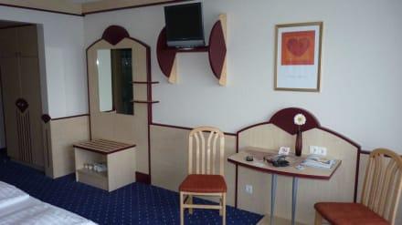 Doppelzimmer Kategorie Aspach - Hotel Sonnenhof