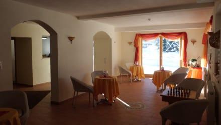 Lobby - Gästehaus Alpina