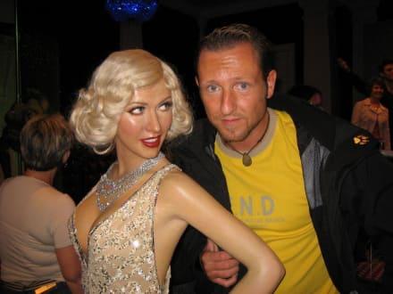 Christina Aguilera - Madame Tussauds