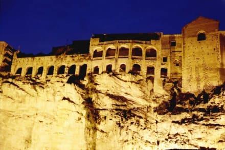 Altstadt bei Nacht - Altstadt Tropea