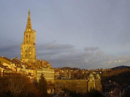Spaziergang durch Bern - Berner Münster
