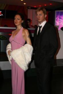 Brad & Angelina - Madame Tussauds