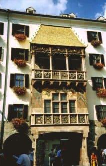 Das Goldene Dachl - Altstadt Innsbruck