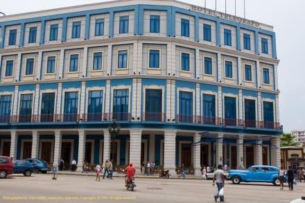 Restaurant des Hotel Telégrafo - Restaurant des Hotel Telégrafo