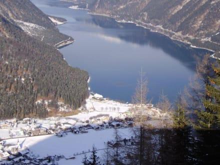 """Blick auf den Achensee vom """"Zwölferkopf"""" - Achensee"""