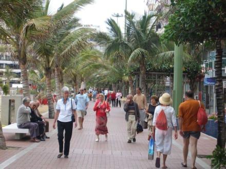 Las Palmas - Strandpromenade Las Palmas