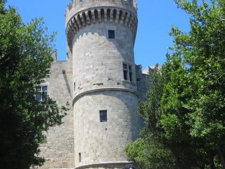 Sehenswürdigkeiten in Rhodos Stadt - Altstadt Rhodos Stadt