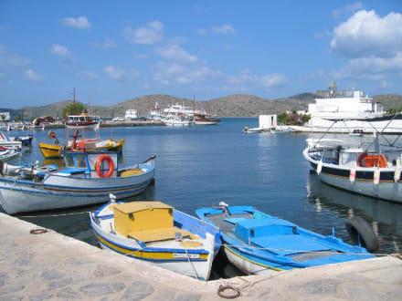 Hafen von Elounda - Hafen Elounda