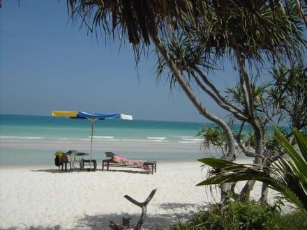 Paradies auf Phu Quoc - Strand Phu Quoc