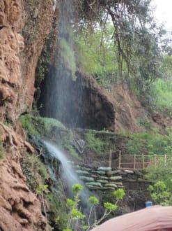 Fluss/See/Wasserfall - Wasserfälle Ouzoud