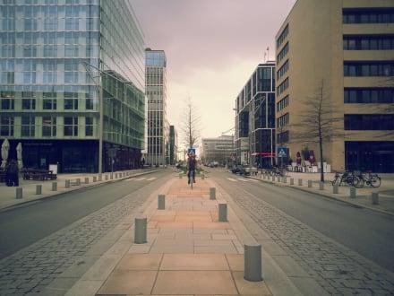 Stadt/Ort - Hafencity Hamburg