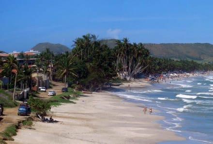 Strand von Playa el Agua - Strand Playa el Agua