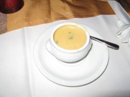 Gemüsesüppchen - Hotel Restaurant La Chaumiere