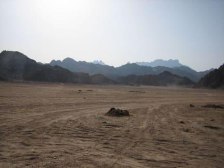 Ausblick - Quad Tour Hurghada