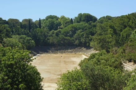Impressionen Monte Smith Rhodos - Akropolis von Rhodos (Monte Smith Hill)