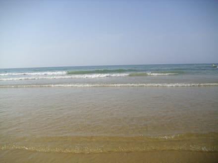 Falésia Beach -