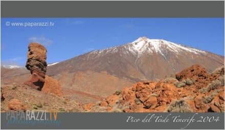 *Pico del Teide* - Teide Nationalpark