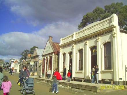 Sovereign Hill, Ballarat - Sovereign Hill