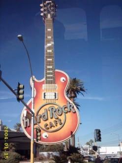 Hard Rock - Hard Rock Cafe Las Vegas at Hard Rock Hotel