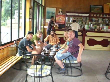 Ausflug - Tourenveranstalter Kapila de Silva
