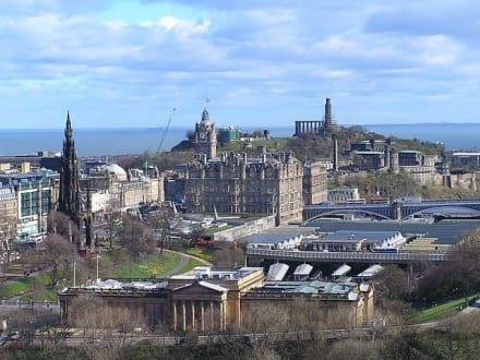 Stadt/Ort - Altstadt Edinburgh